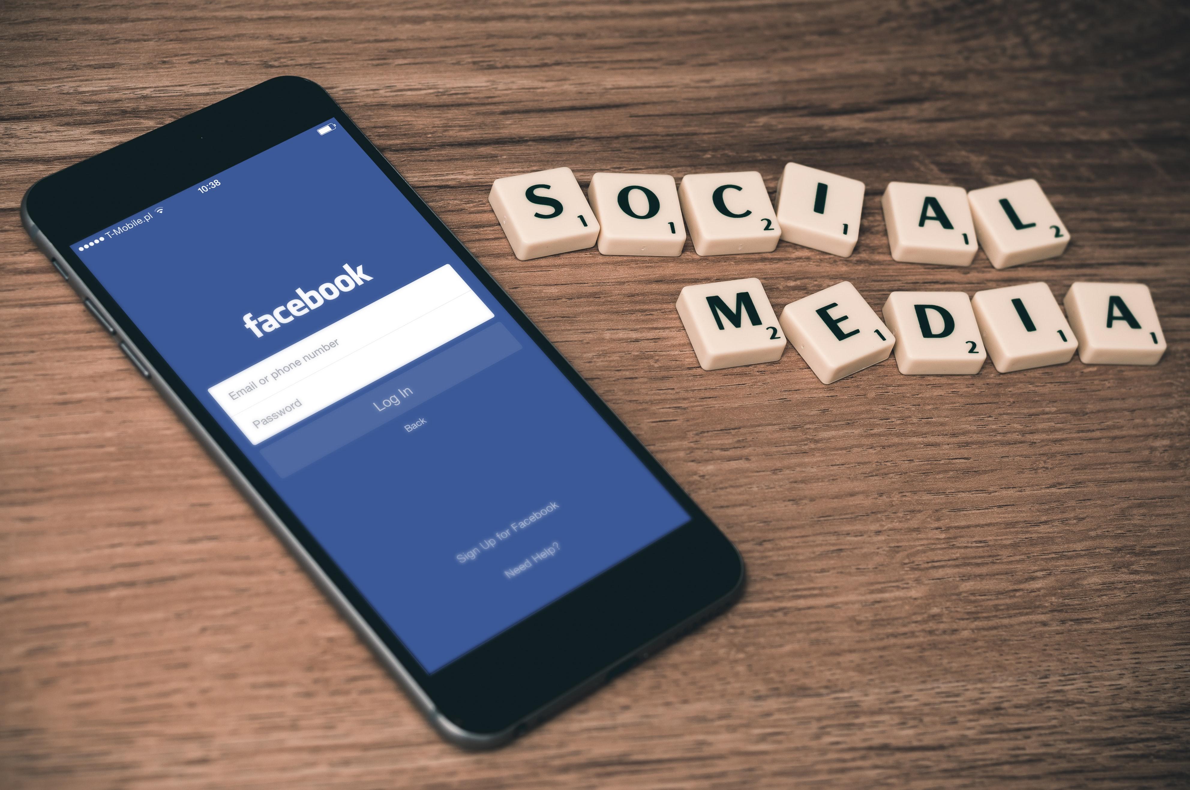 Dizainas socialiniuose tinkluose