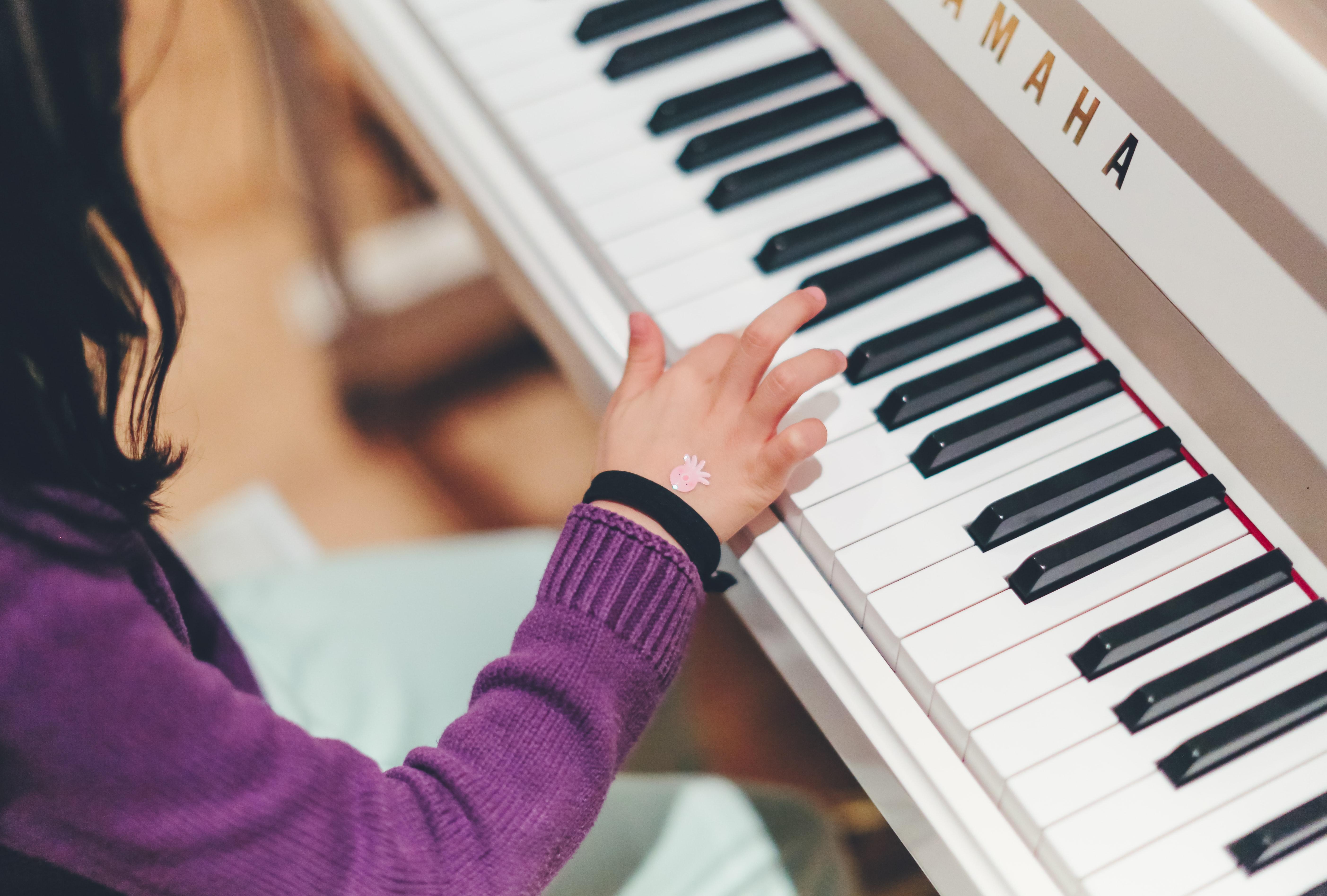 Pianino pradžiamokslis