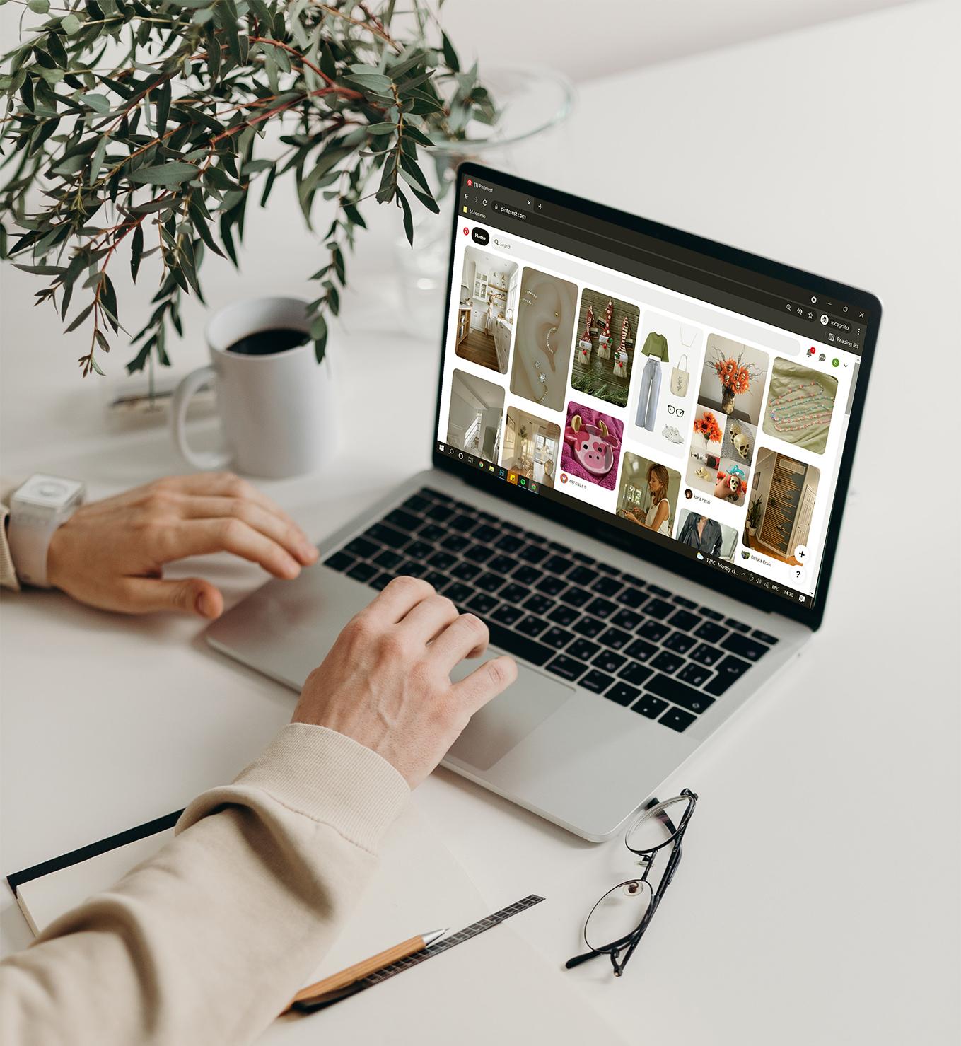 Prekės ženklas ir pardavimai Pinterest platformoje